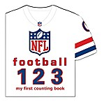 NFL Football 123 Book by Brad M. Epstein