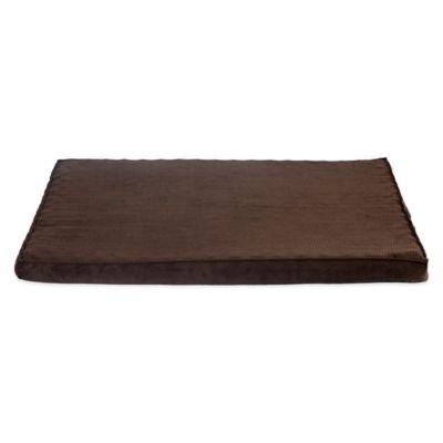 Best Friends By Sheri Bolster Sofa Pet Bed In Dark Chocolate