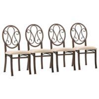 Southern Enterprises Paisley Chair (Set of 4)
