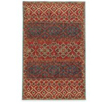 Tommy Bahama® Jamison Southwest 3-Foot 6-Inch x 5-Foot 6-Inch Area Rug in Red