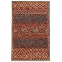 Tommy Bahama® Jamison Southwest 5-Foot x 8-Foot Area Rug in Red