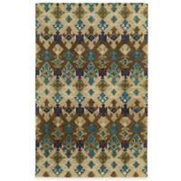 Tommy Bahama® Jamison Geometric 5-Foot x 8-Foot Area Rug in Brown