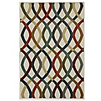 Mohawk Home® Knottingham 2'6 x 3'10 Accent Rug in Birch/Multi