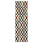 Mohawk Home® Knottingham 2-Foot x 7-Foot Rug in Birch/Multicolor
