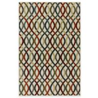 Mohawk Knottingham 5-Foot 3-Inch x 7-Foot 10-Inch Rug in Birch/Multicolor
