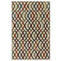 Mohawk Knottingham 5-Foot 3-Inch x 7-Foot 10-Inch Rug in Birch/Multicolor