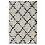 Mohawk Vale 5-Foot 3-Inch x 7-Foot 6-Inch Rug in Birch/Blue