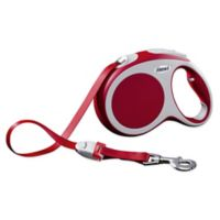 Vario 16-Foot Large Retractable Leash In Red