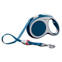 Vario 16-Foot Large Retractable Leash In Blue