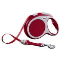 Vario 26-Foot Large Retractable Leash In Red