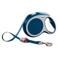 Vario 26-Foot Large Retractable Leash In Blue
