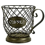 Boston Warehouse® Metal Coffee Cup K-Cup Holder
