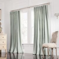 Valeron Estate 84-Inch Rod Pocket Insulated Double-Wide Window Curtain Panel in Spruce