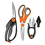 Fiskars® 3-Piece Kitchen Shears Set