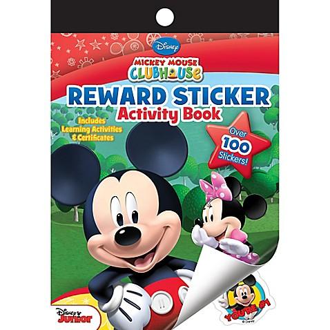 Disney 174 Mickey Mouse Clubhouse Reward Sticker Activity