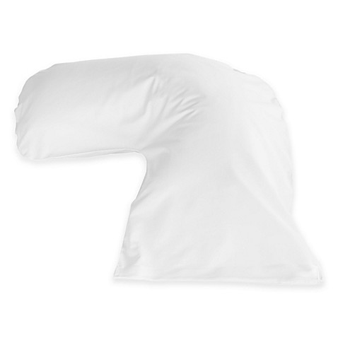 The pillow barr side sleeper pillow case bed bath beyond for Best pillow for side sleepers bed bath and beyond