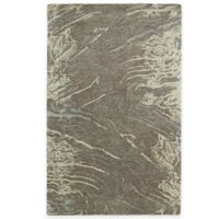Kaleen Brushstrokes Marble 3-Foot 6-Inch x 5-Foot 6-Inch Area Rug in Brown