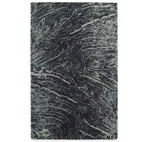 Kaleen Brushstrokes Marble 5-Foot x 7-Foot 9-Inch Area Rug in Charcoal