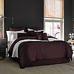 Kenneth Cole Reaction Home Mineral Full/Queen Duvet Cover in Cranberry