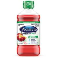 Pedialyte® Advanced Care™ 1 Liter Oral Electrolyte Solution in Cherry Punch