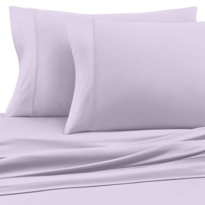 SHEEX® Pro Cotton King Pillowcases In Lilac (Set Of 2)