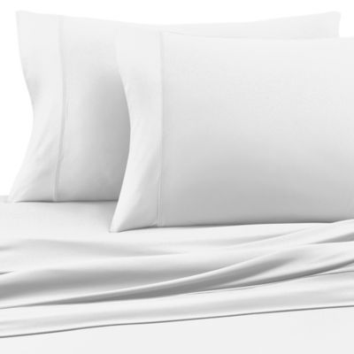 SHEEX® Pro Cotton Standard Pillowcases In White (Set Of 2)