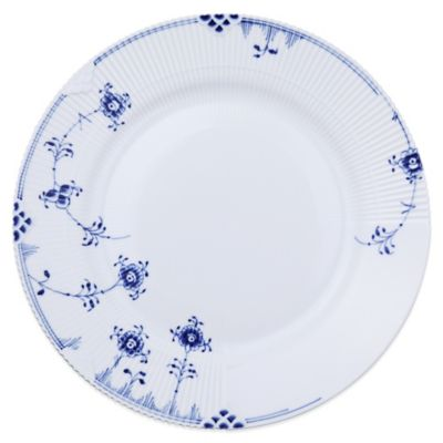 Royal Copenhagen Elements Dinner Plate in Blue  sc 1 st  Bed Bath \u0026 Beyond & Buy Blue White Dinner Plates from Bed Bath \u0026 Beyond