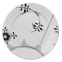 Royal Copenhagen Fluted Mega Dinner Plate #2 in Black
