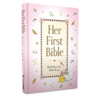 """""""Her First Bible"""" by Melody Carlson"""