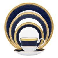 Noritake® Odessa Cobalt Gold 5-Piece Place Setting