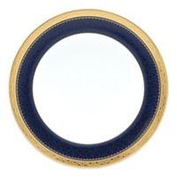 Noritake® Odessa Cobalt Salad Plate in Gold
