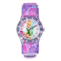 Disney® Tinker Bell Children's 32mm Watch with Purple Strap