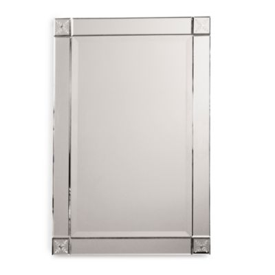 Uttermost Emberlynn Rectangular Wall Mirror