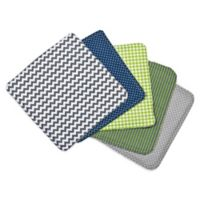 Trend Lab® 5-Piece Perfectly Preppy Washcloth Set