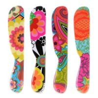 French Bull® Floral Spreaders in Multi (Set of 4)