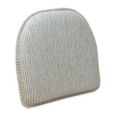 Klear Vu Essentials Outwest Gripper® Chair Pad In Linen
