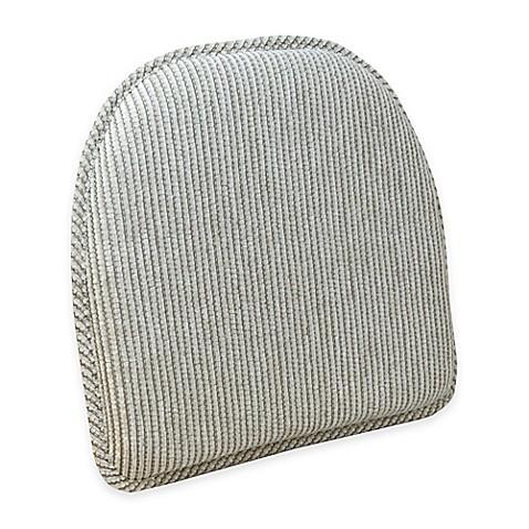 Klear Vu Essentials Outwest Gripper 174 Chair Pad In Linen