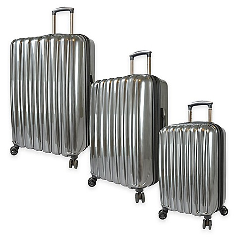 Travelers Club Hardside Luggage Reviews