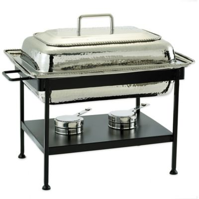buy steel chafing dishes from bed bath & beyond