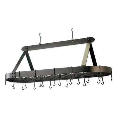 Pot Racks Hanging Pot Racks Pan Racks Bed Bath Amp Beyond