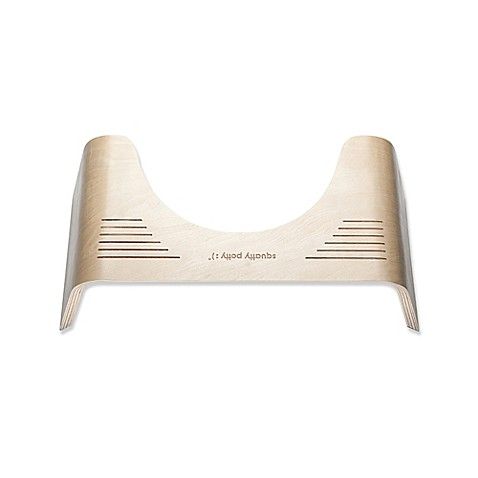 Squatty Potty 174 Slim Toilet Stool In Brown Bed Bath Amp Beyond