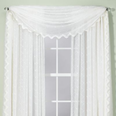 Buy Window Scarfs From Bed Bath Amp Beyond
