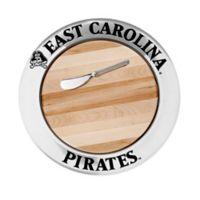 Wilton Armetale® East Carolina Pirates 12-Inch Cheese Board
