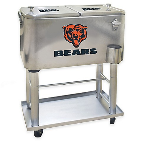 NFL Chicago Bears 60 Qt. Cooler