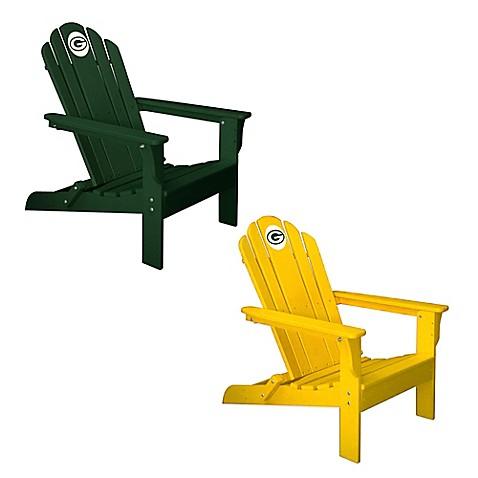 NFL Green Bay Packers Adirondack Chair