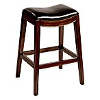 Hillsdale Furniture Kenton Wood 30-Inch Backless Bar Stool in Espresso