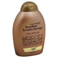 OGX® 13 oz. Ever Straight Brazilian Keratin Therapy Shampoo