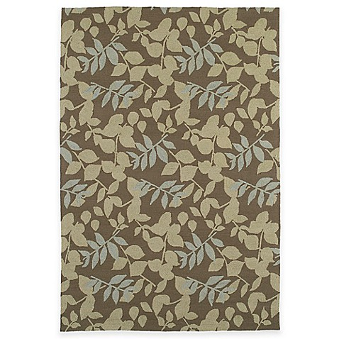 Kaleen Home Amp Porch Wymberly Indoor Outdoor Rug In Coffee