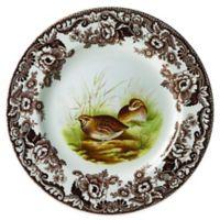 Spode® Woodland Quail Dinner Plate