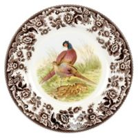 Spode® Woodland Pheasant Salad Plate